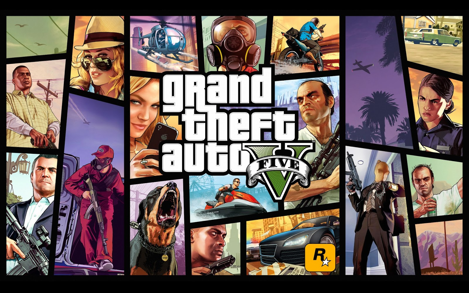 Grand Theft Auto V review | The Anomalous Host