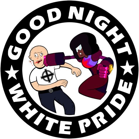 goodbye white pride