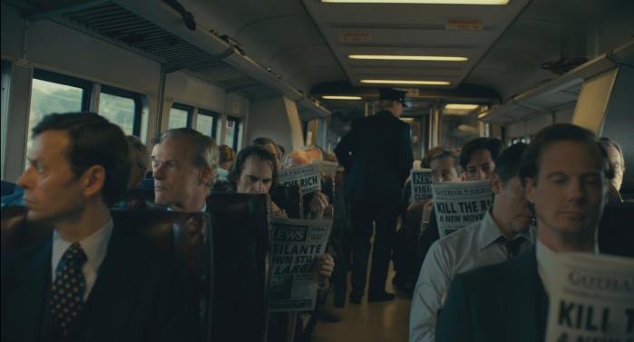 train paper